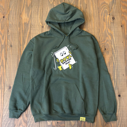 bcw,18win,hoodie,green,top