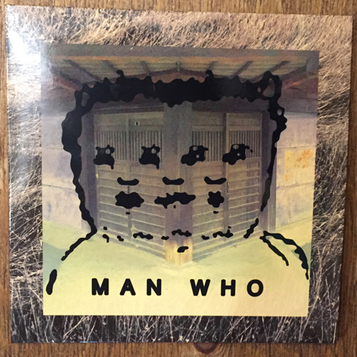 MAN WHO 2 DVD