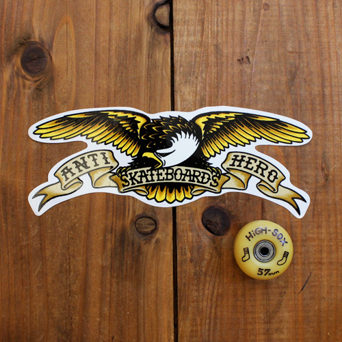 ANTIHERO EAGLE STICKER