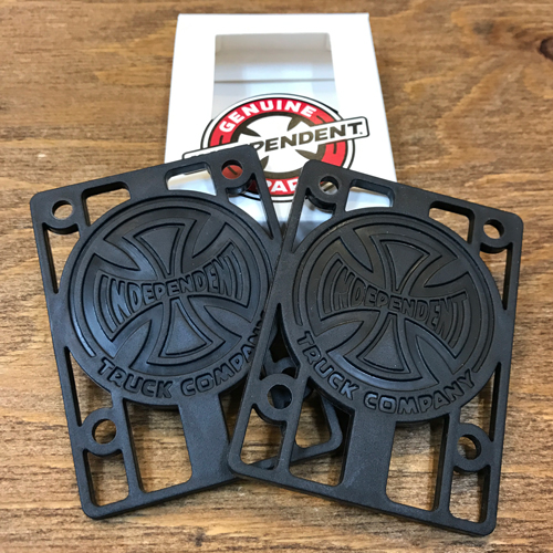 INDEPENDENT RISER PADS 1/8