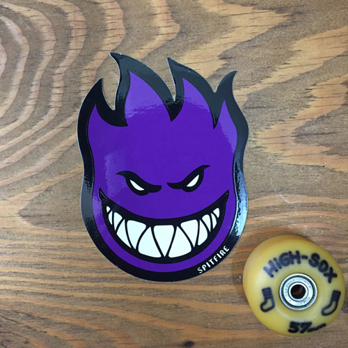 SPITFIRE BIGHEAD STICKER MD