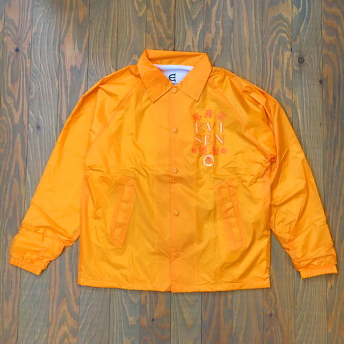 EVISEN HONG KONG COACH JACKET