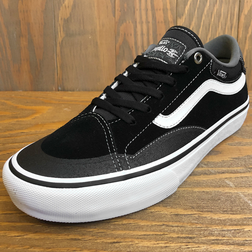 74c8e15ca72 HIGHSOX SKATEBOARDS VANS TNT ADVANCED PROTOTYPE BLACK WHITE