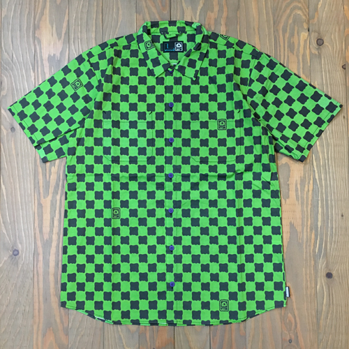 MxMxM DORO CHECKER SHIRT DOKU