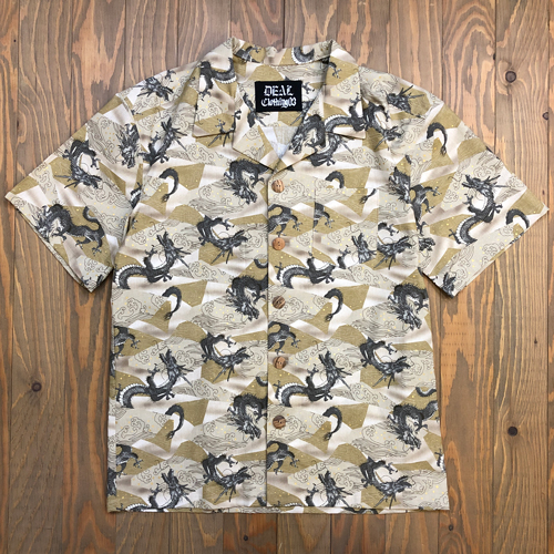 DEAL YANKEE SHIRT BEIGE
