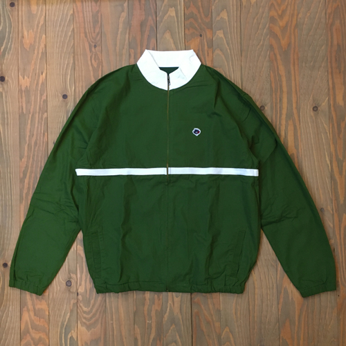 MAGENTA SPORTS JACKET D.GREEN/WHITE