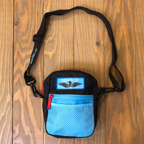 BUMBAG x HIGHSOX COLLABO COMPACT SHOULDER BAG