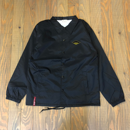 CCC DIAMOND PATCH COACH JACKET