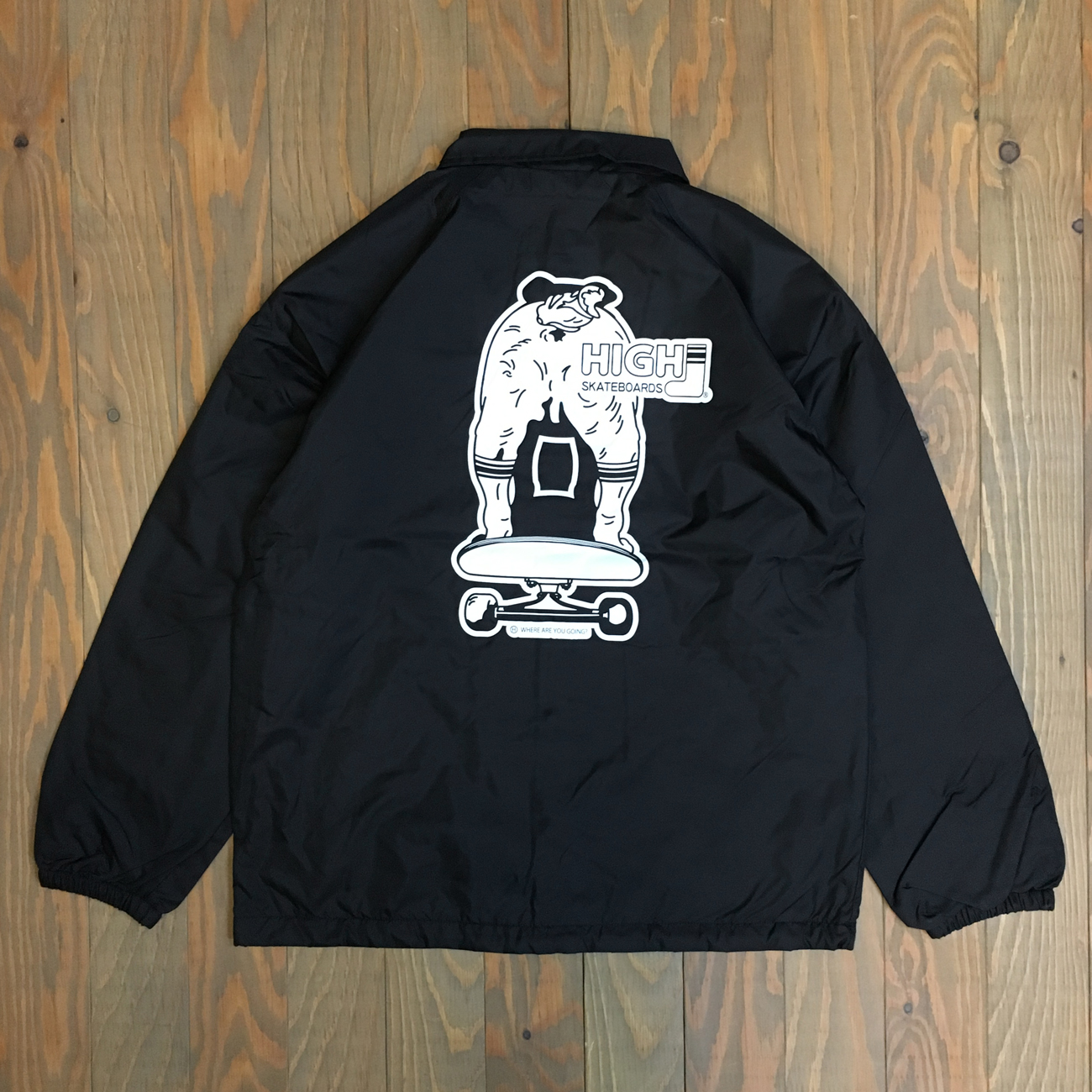 HIGHSOX ASS SOX COACH JACKET