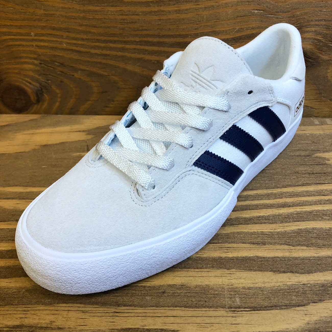 ADIDAS MATCHBREAK SUPER CRYSTAL WHITE/NAVY