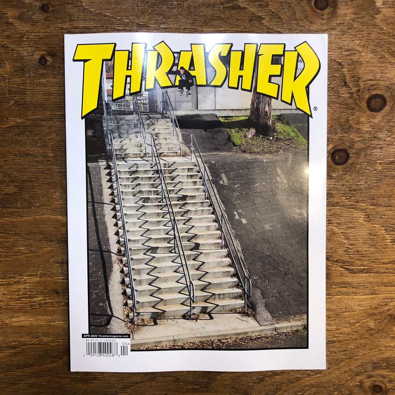 THRASHER MAGAZINE #477