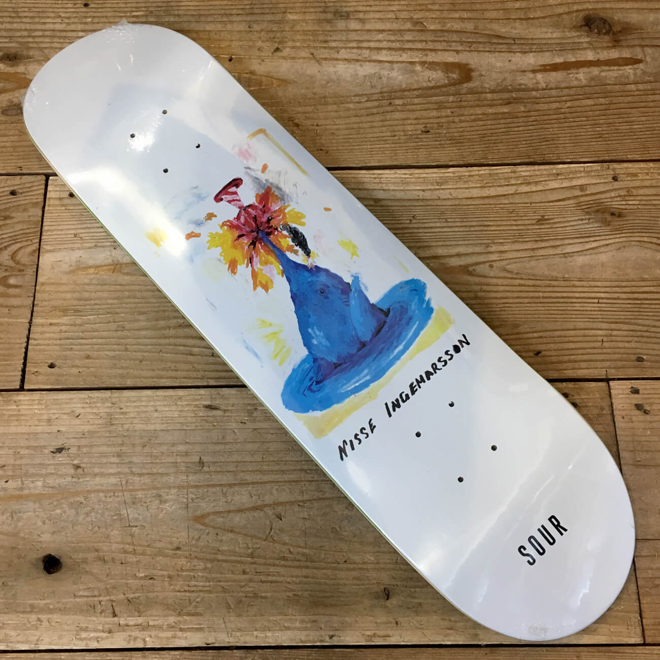 SOUR SWORDFISH DECK 8.125inch