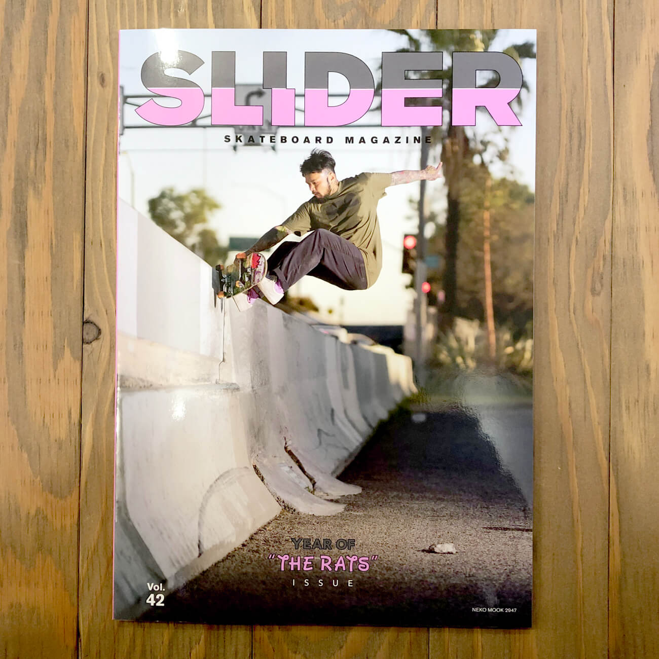 SLIDER MAGAZINE VOL.42