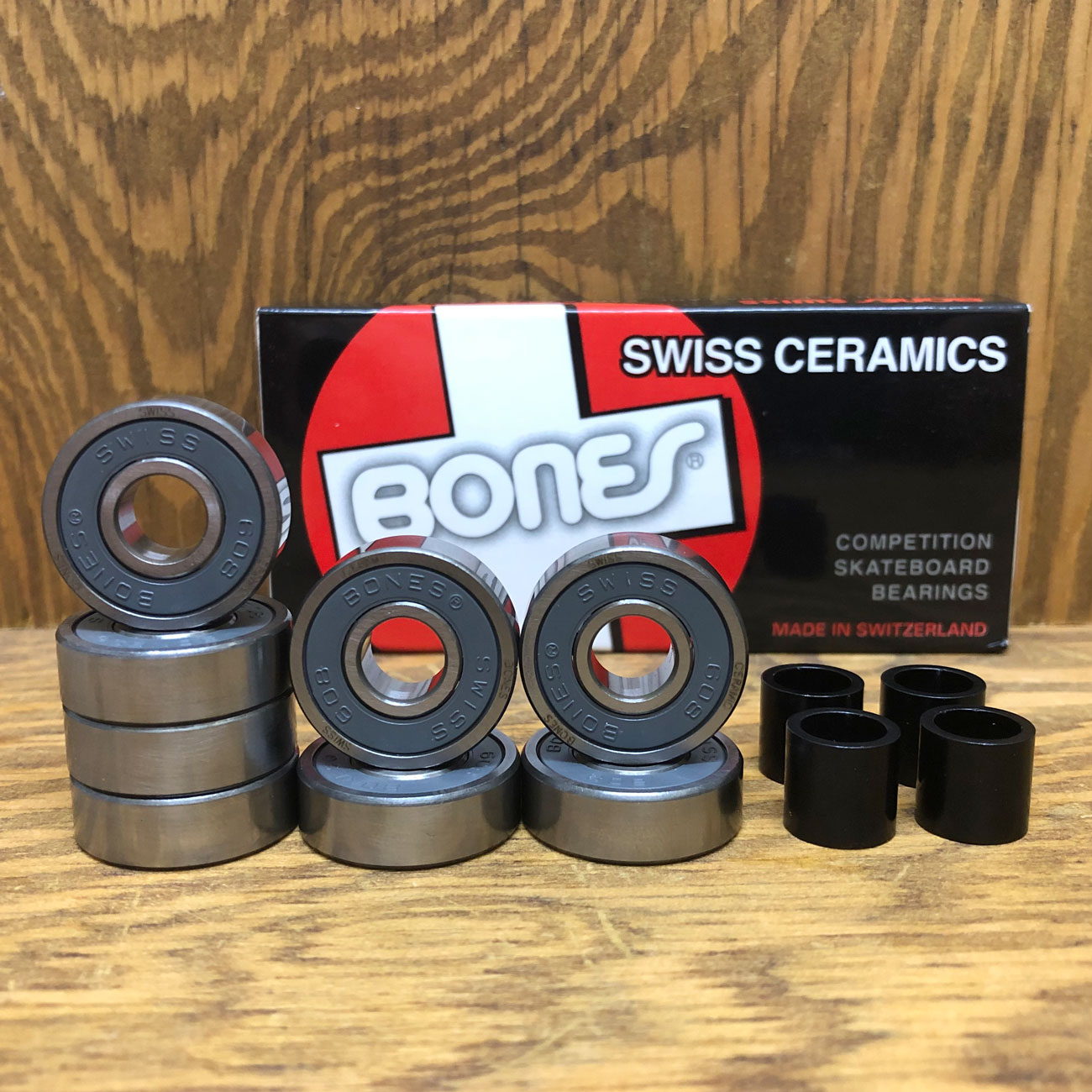 BONES BEARINGS SWISS CERAMICS