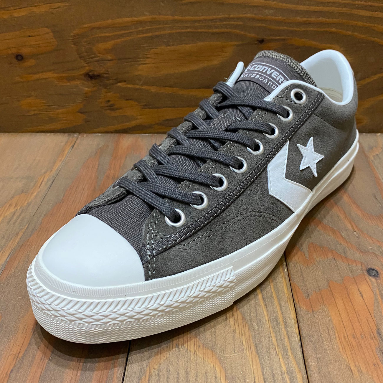 CONVERSE BREAKSTAR SK OX + TAUPE
