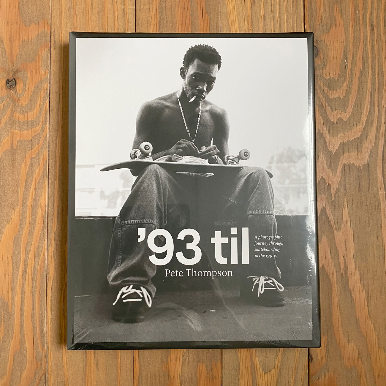 93 TIL PHOTO BOOK BY PETE THONPSON