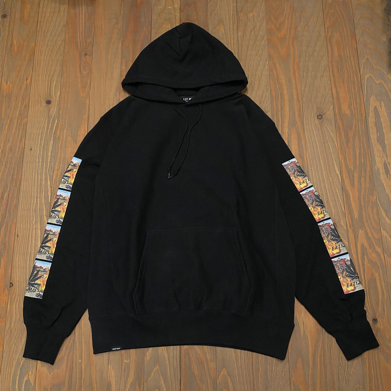 EAZY M!SS INCENSE HEAVYWEIGHT HOODIE