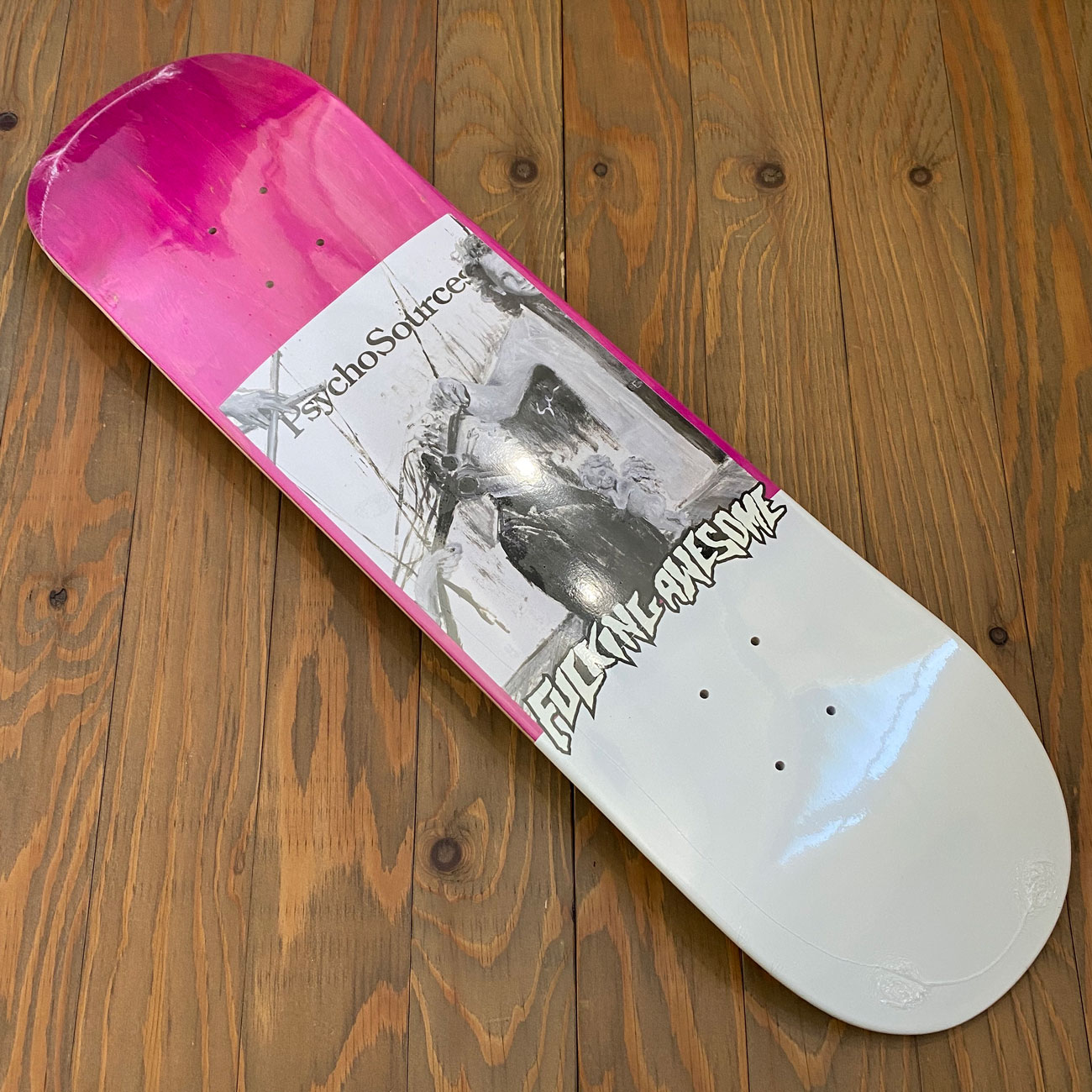 FUCKING AWESOME DILL PHYCHO SOURCES DECK 8.18inch