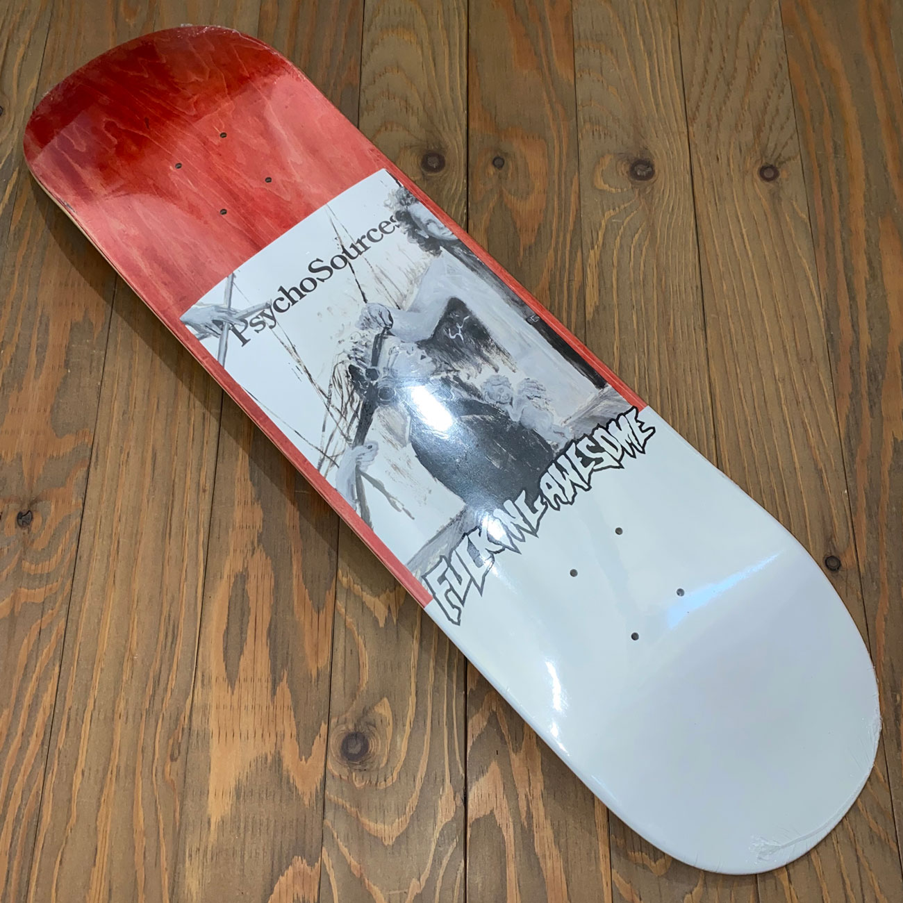 FUCKING AWESOME DILL PHYCHO SOURCES DECK 8.25inch