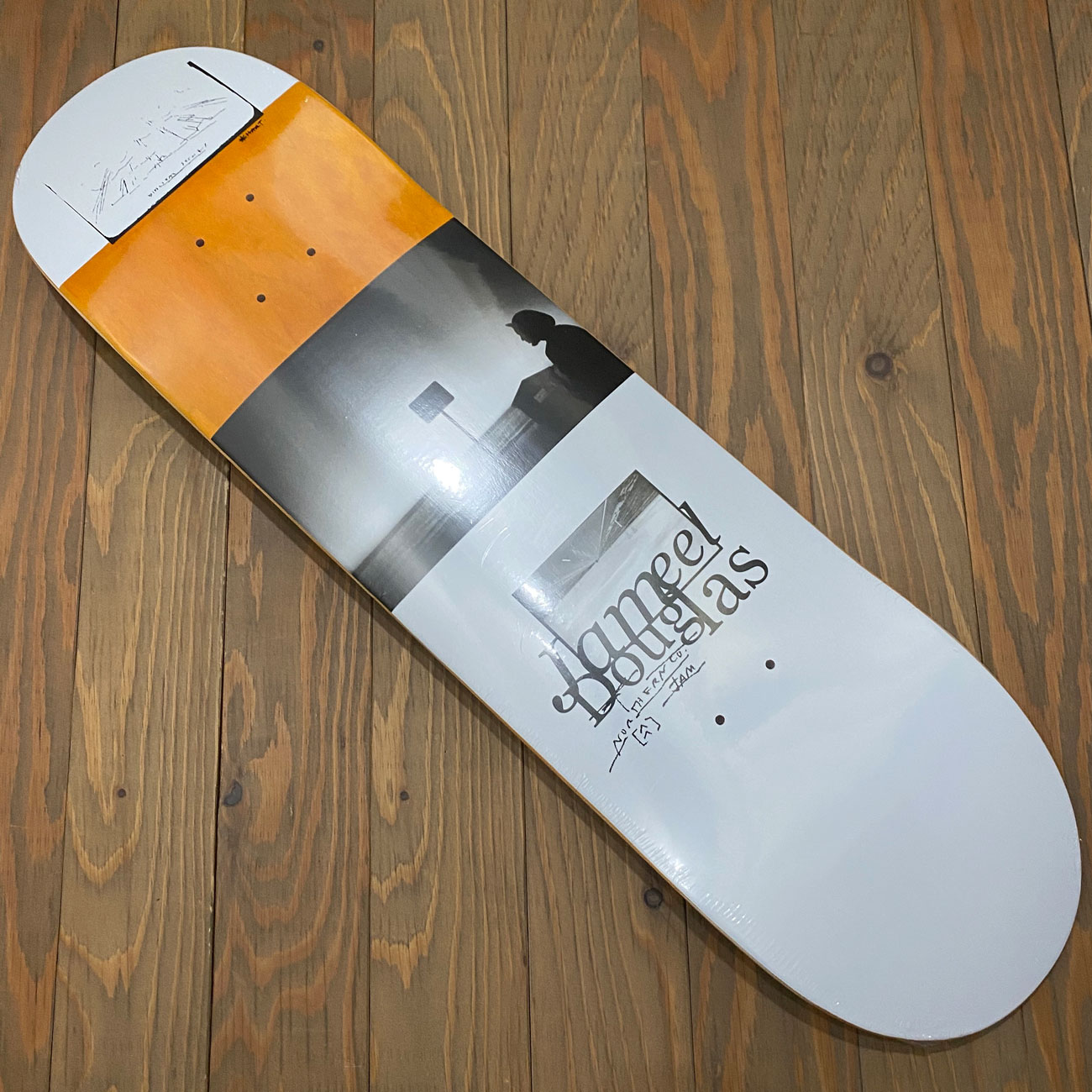 NORTHERN CO JAMEEL DOUGLAS DECK 8.0inch