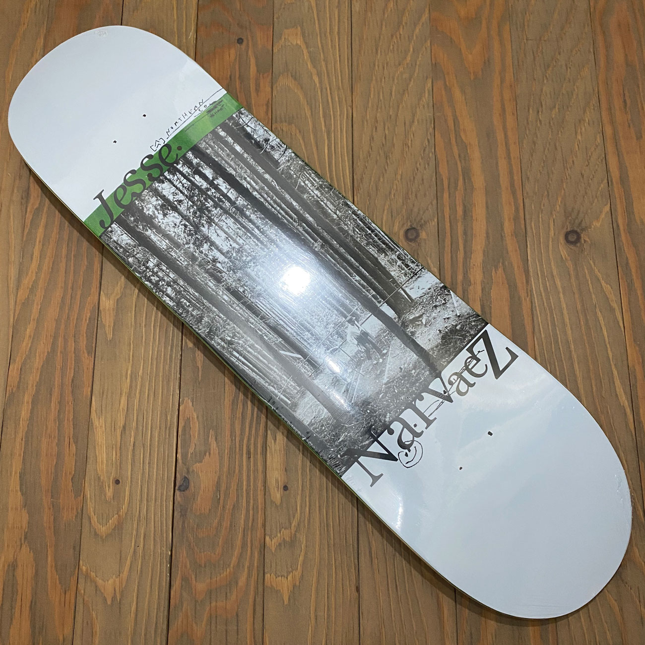 NORTHERN CO JESSE NARVAEZ DECK 8.0inch
