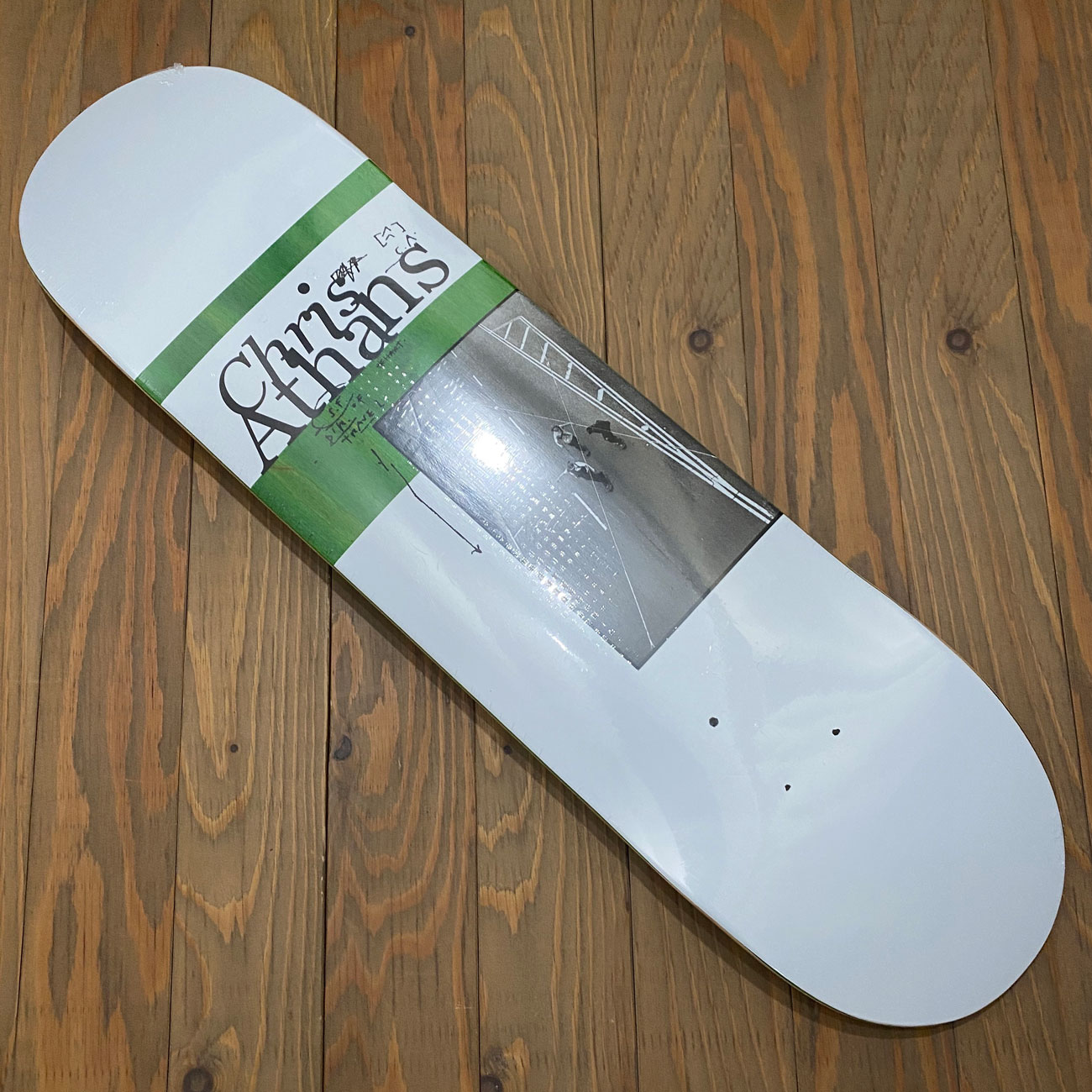 NORTHERN CO CHRIS ATHANS DECK 8.0inch