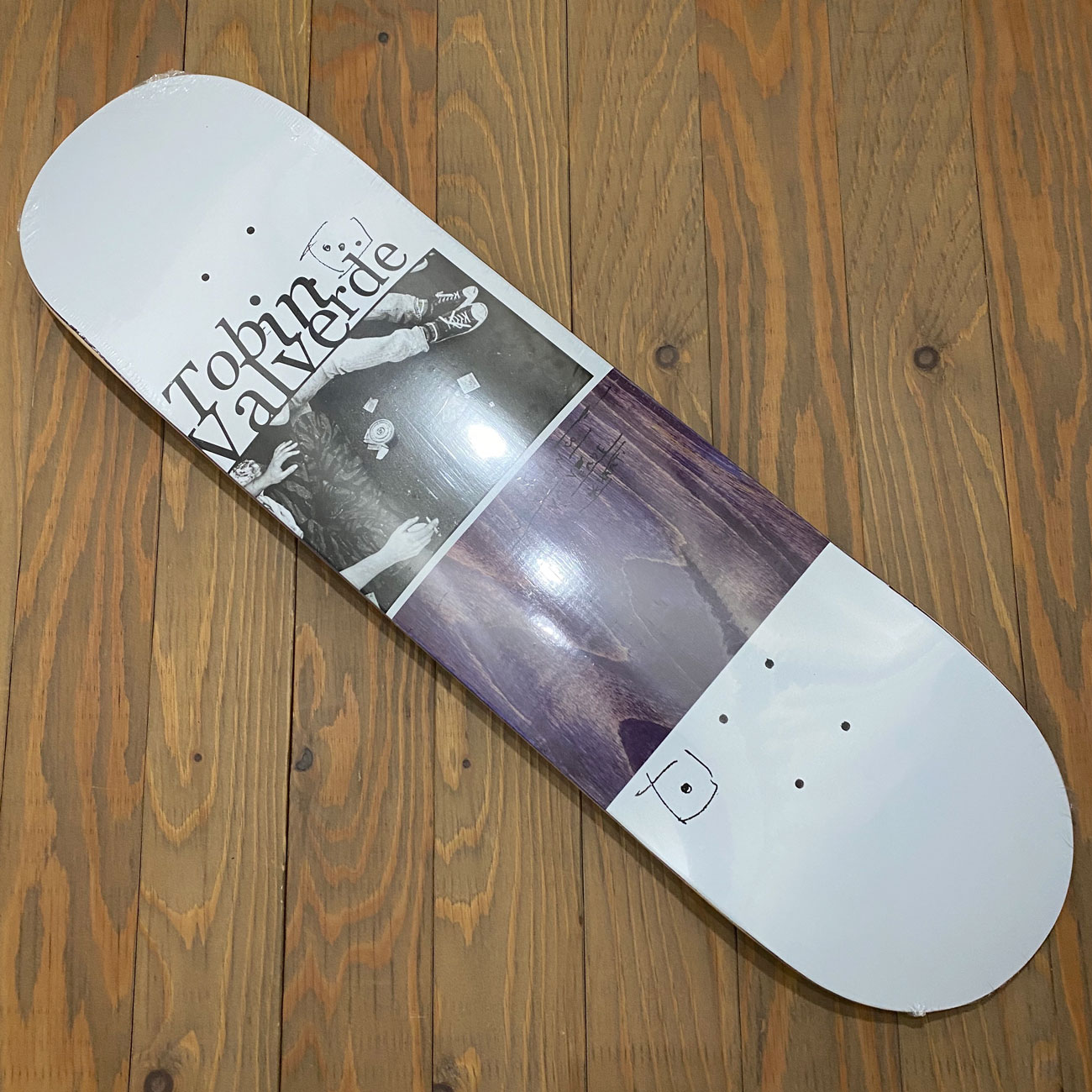 NORTHERN CO TOBIN VALVERDE DECK 8.125inch