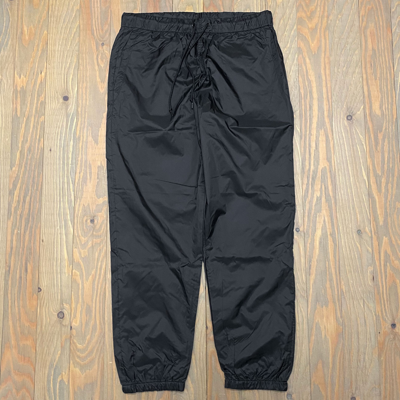 COLOR COMMUNICATIONS DRIP EMB NYLON PANTS