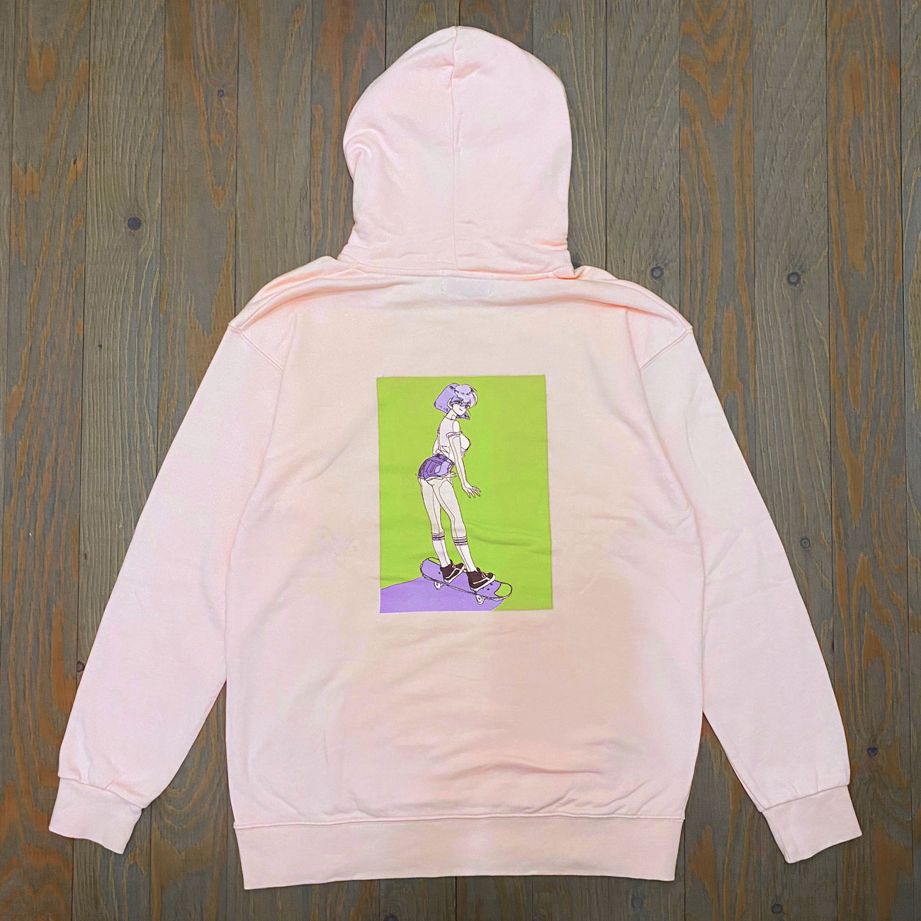 HIGHSOX SUPER GAL POWER HOODIE