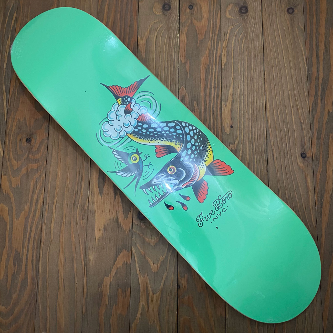 5BORO QUEENS PIKE DECK 8.0inch