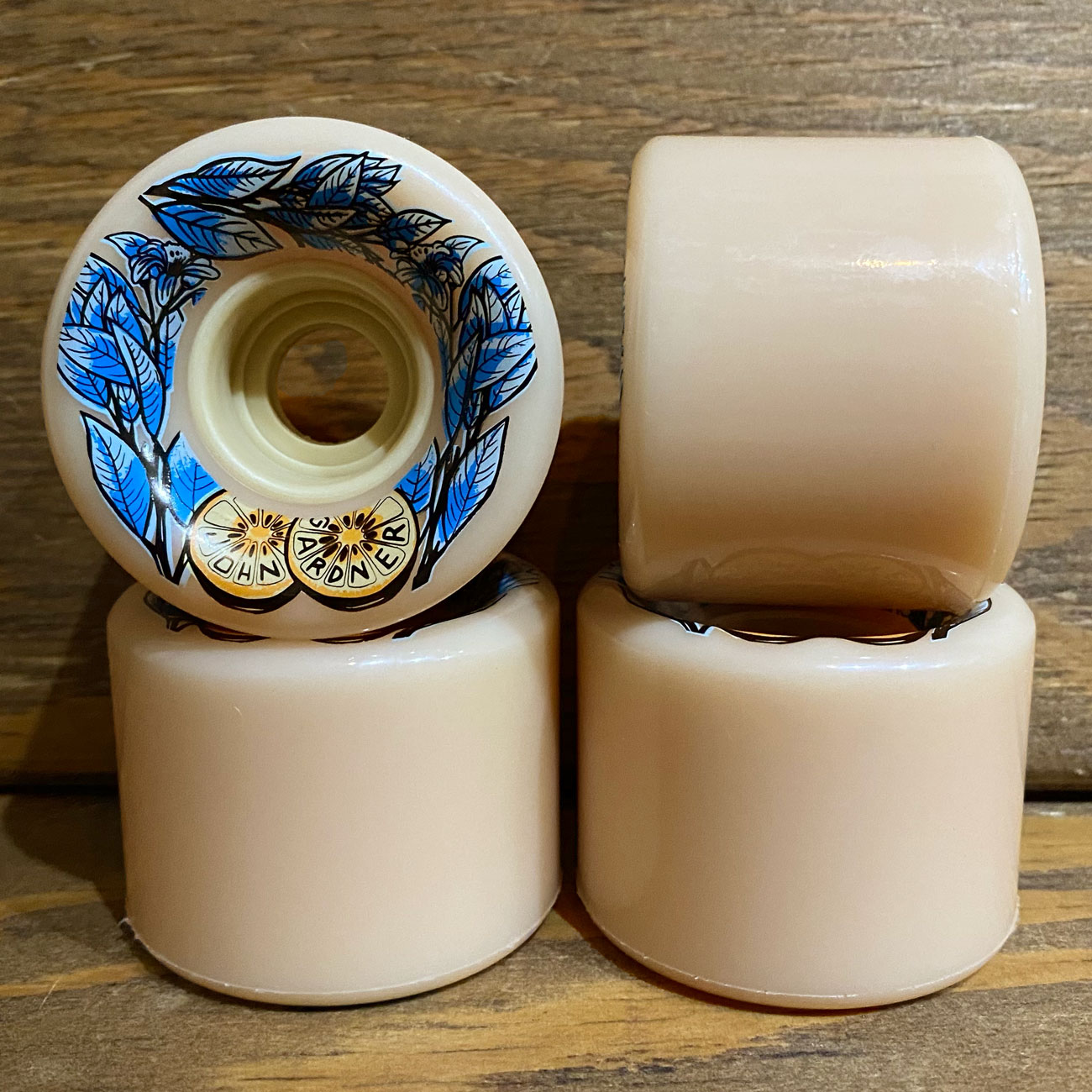 OJ WHEELS SUPER JUICE MINI 78A 55mm JOHN GARDNER