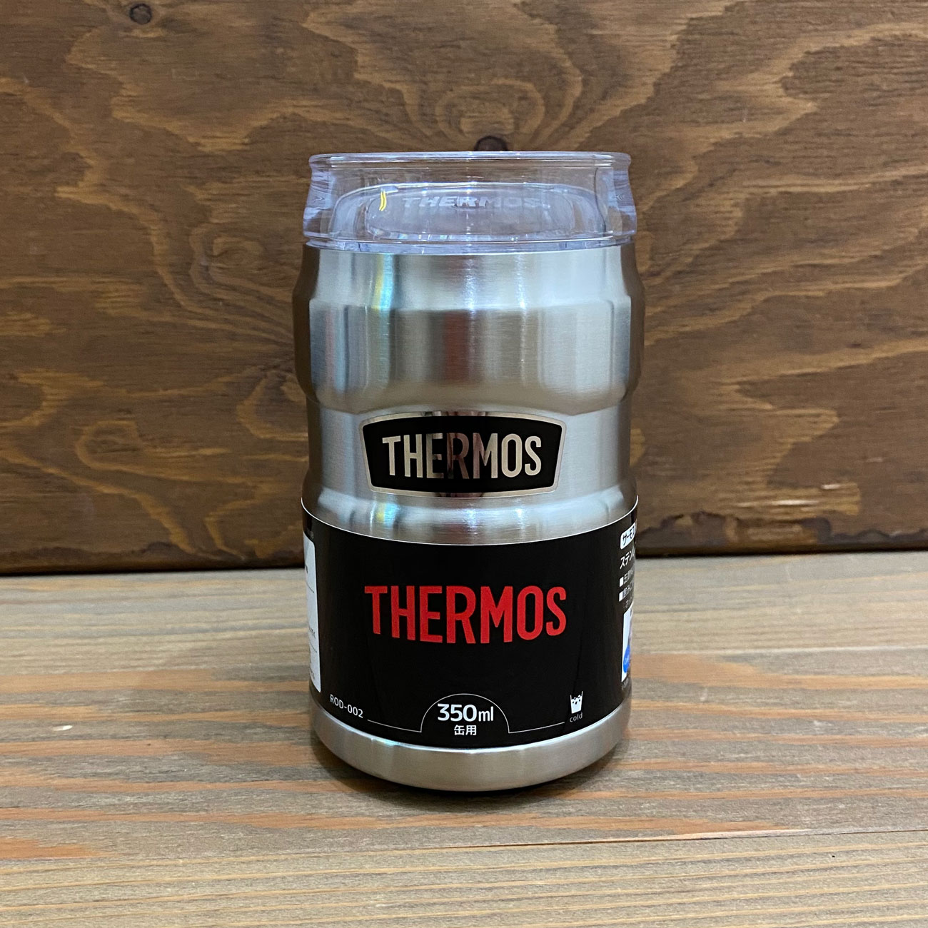 THERMOS 真空断熱缶COOZIE&タンブラー 350ml