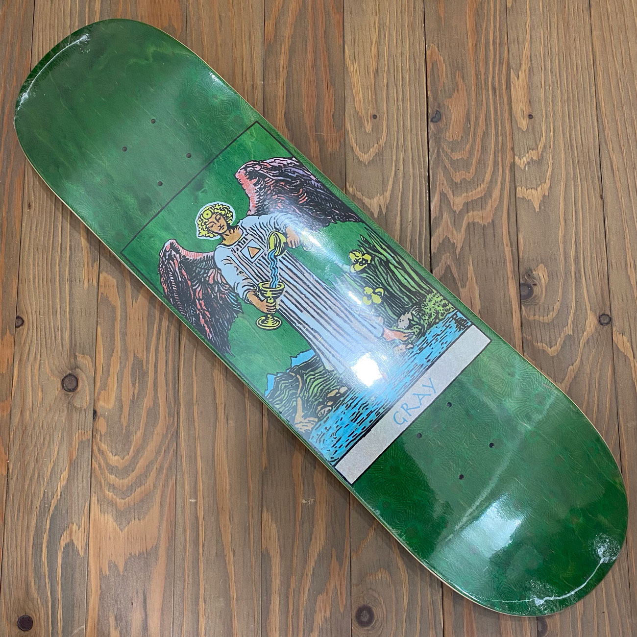 THE KILLING FLOOR TEMPERANCE DECK 7.875/8.25inch