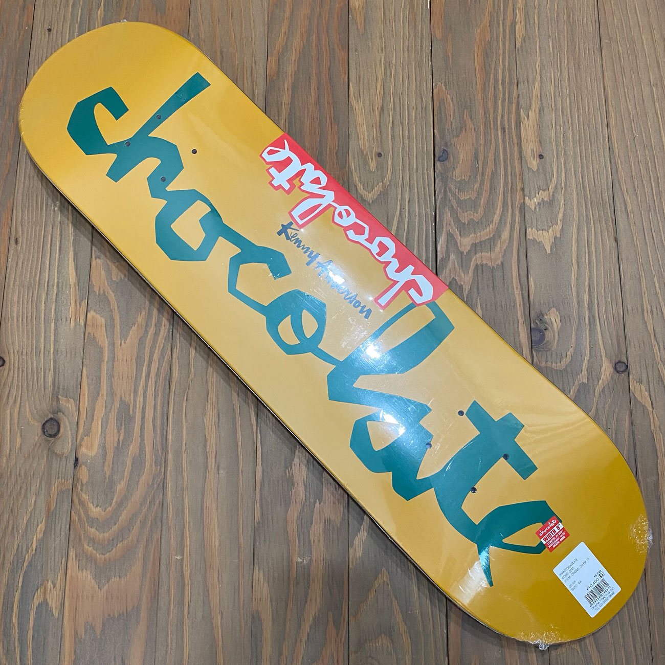 CHOCOLATE ANDERSON OG CHINK DECK 8.0inch