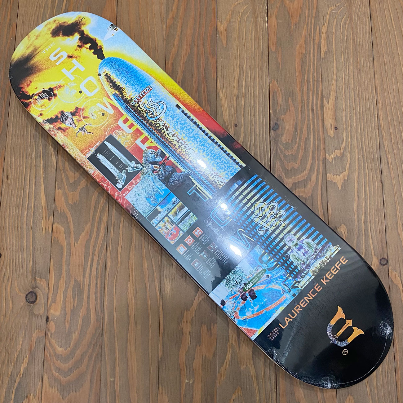 EVISEN ADMATIC SERIES LAURENCE KEEFE DECK 8.06/8.25inch