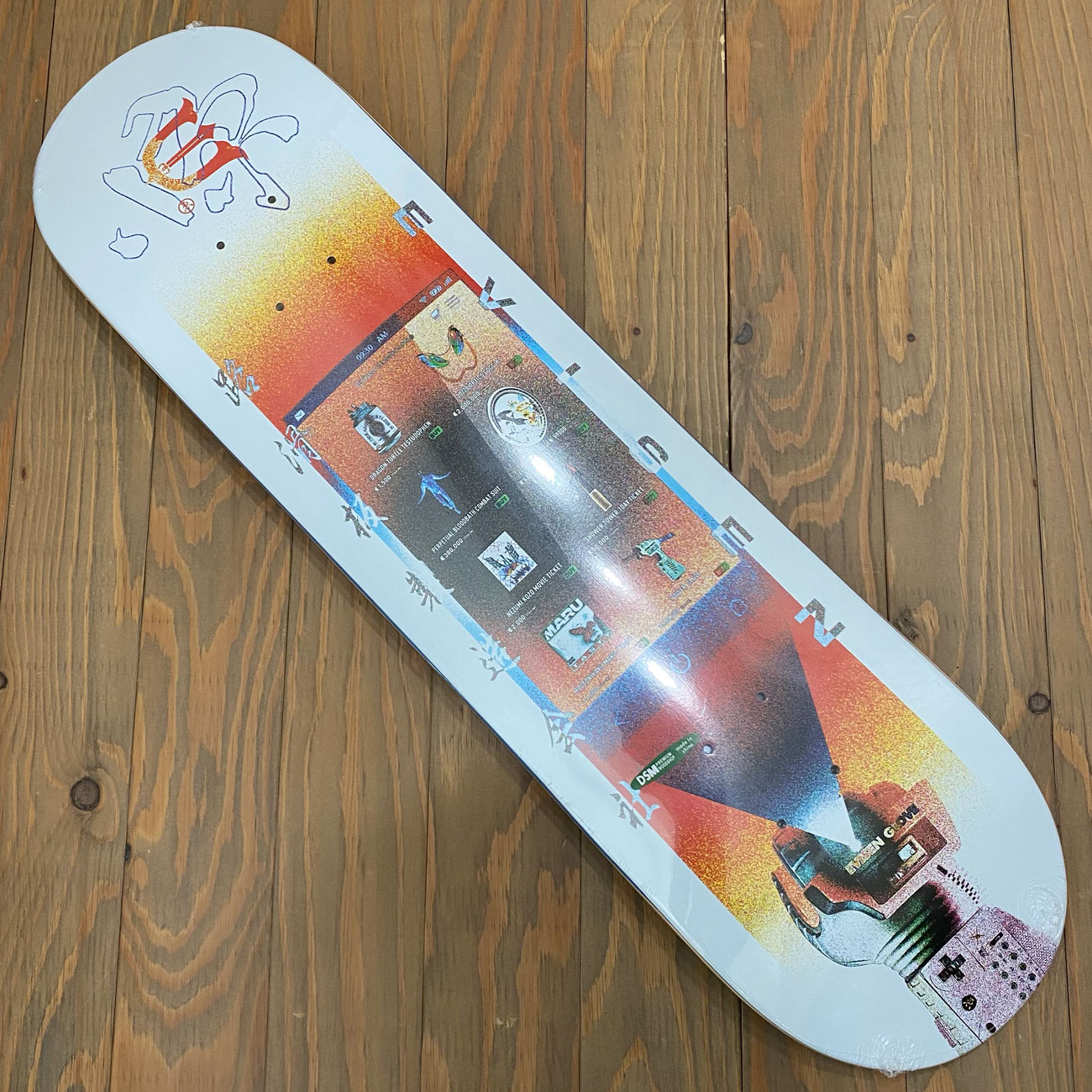 EVISEN ADMATIC SERIES TEAM DECK 7.6/8.0/8.125/8.25inch