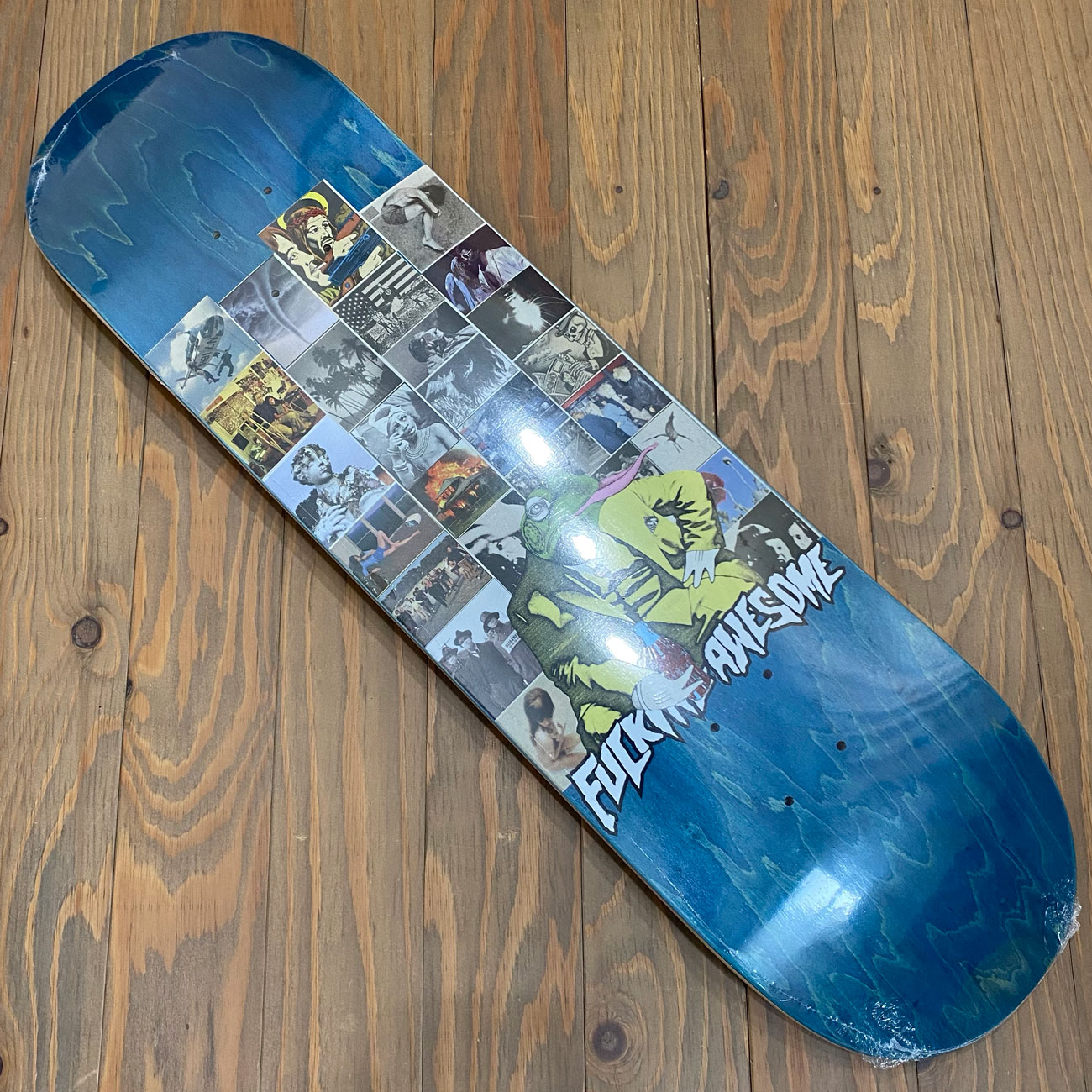 FUCKING AWESOME FROGMAN 2 DECK 8.25inch