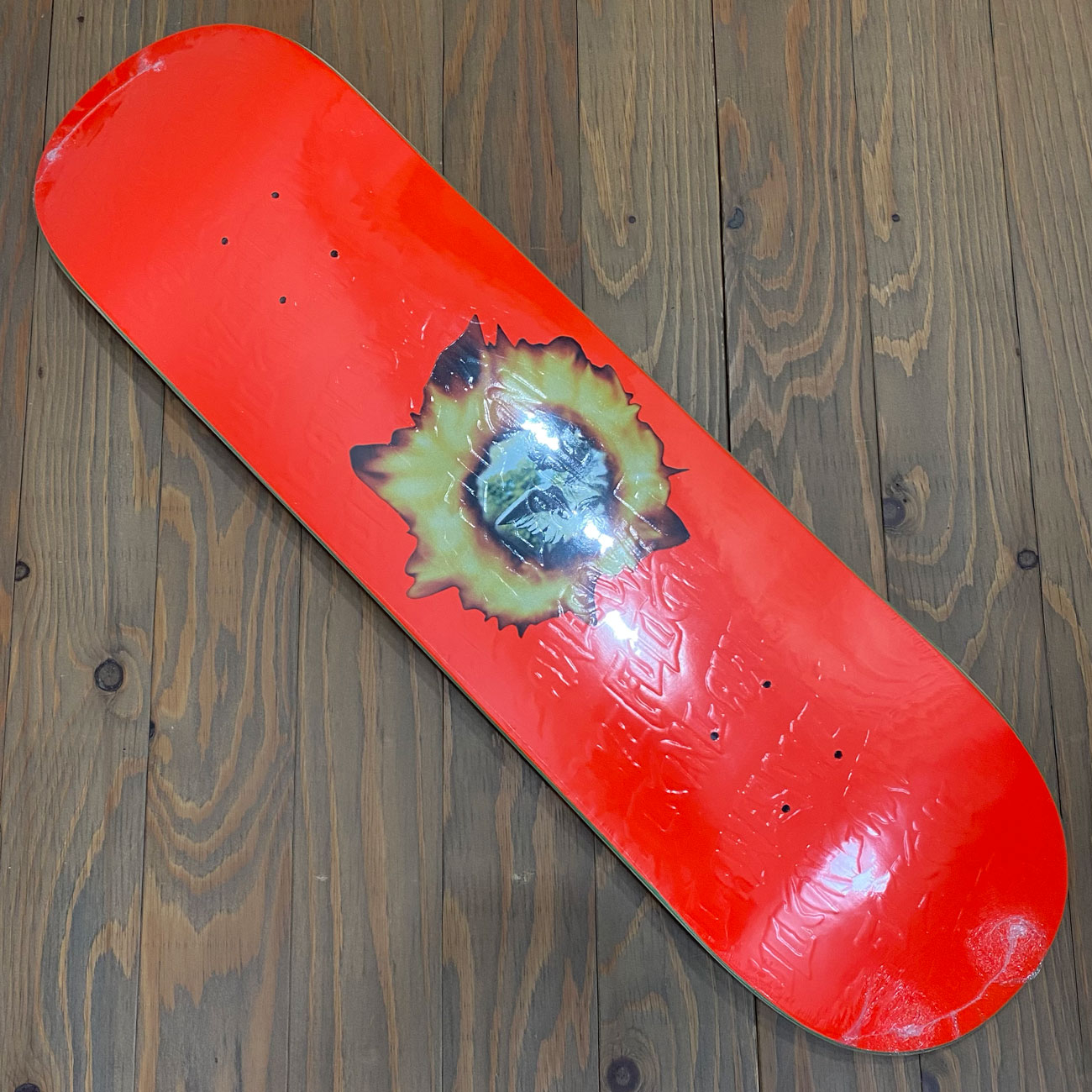 FUCKING AWESOME ANGEL BURN RED DECK 8.25inch