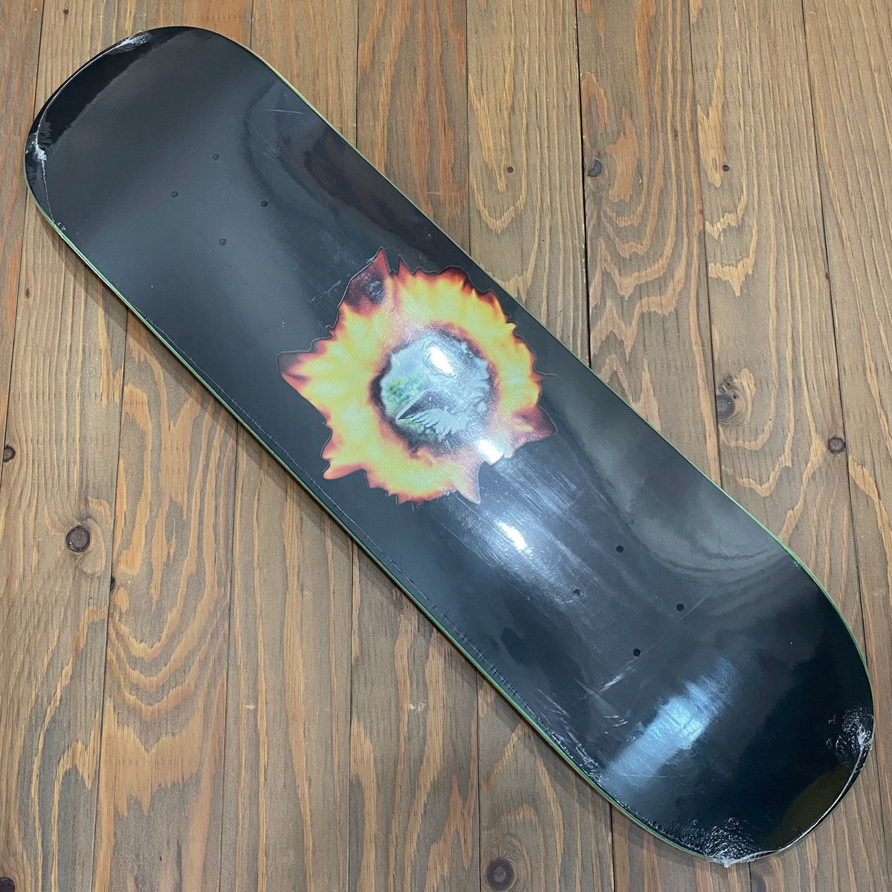 FUCKING AWESOME ANGEL BURN BLACK DECK 8.0inch